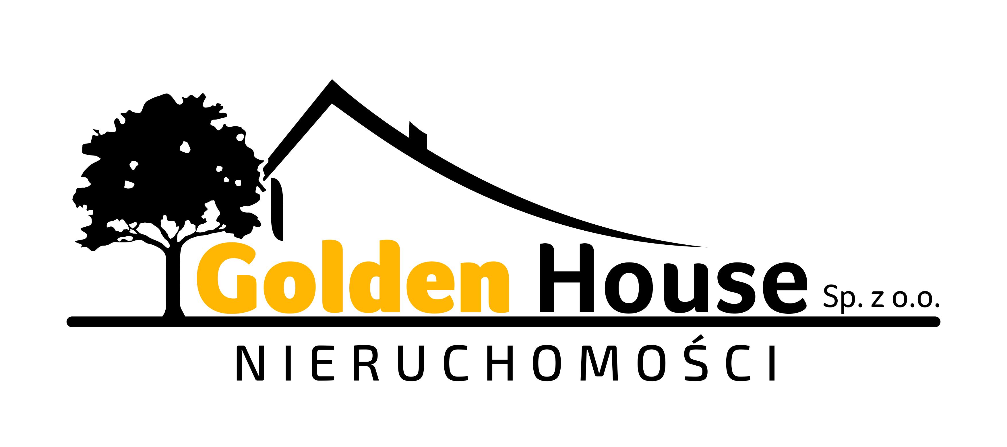 'Agencja Nieruchomości  GOLDEN HOUSE SP. Z O.O.' Pośredniczymy marzeniu  o Twoim własnym eM