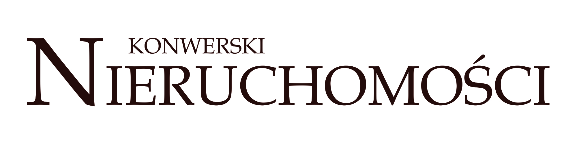 Logo Andrzej Konwerski Nieruchomości