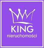 Logo KING NIERUCHOMOŚCI