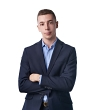 Pośrednik Aleksander Jawor pracujący w biurze nieruchomości: Ideal Home Nieruchomości