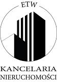 Logo ETW KANCELARIA NIERUCHOMOŚCI