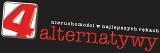 Logo Biuro Nieruchomości 4 Alternatywy Nowakowscy
