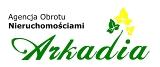 Logo AGENCJA OBROTU NIERUCHOMOŚCIAMI ARKADIA - Marcin FIGLAREK