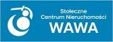 Logo Stołeczne Centrum Nieruchomości WAWA