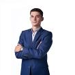 Pośrednik Michał Gąsior pracujący w biurze nieruchomości: Ideal Home Nieruchomości