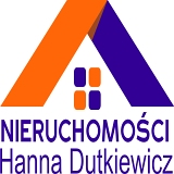 Logo NIERUCHOMOŚCI HANNA DUTKIEWICZ