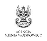 Logo Agencja Mienia Wojskowego Oddział Regionalny w Lublinie