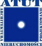 Logo ATUT sp. z o.o. NIERUCHOMOŚCI ARCHITEKTURA PROJEKTOWANIE