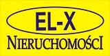 Logo EL-X Kancelaria Pośrednictwa i Obrotu Nieruchomościami