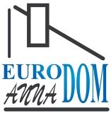 Logo Biuro Obrotu Nieruchomościami ,, EURODOMANNA,, SP. O O