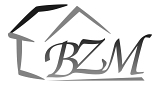 Logo Biuro Zamiany, Sprzedaży i Wyceny BZM Nieruchomości