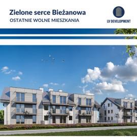 Nowe mieszkanie Kraków Bieżanów, ul. Działkowa 20