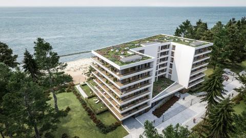 Nowe mieszkanie Darłowo Darłówko