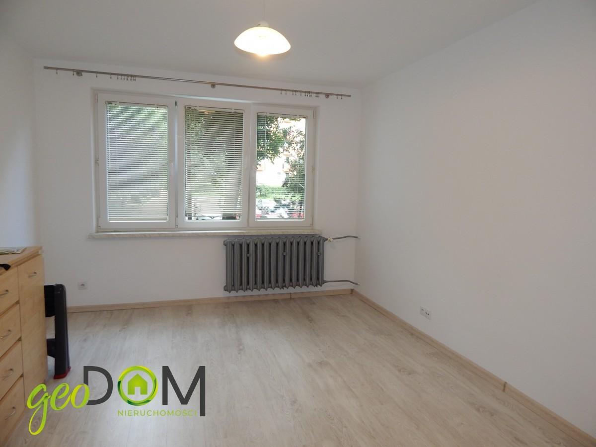 Mieszkanie 1-pokojowe, 24m 2 , parter