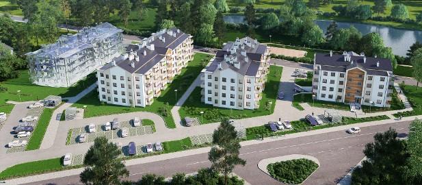 Osiedle Sosnowy Park Etap III