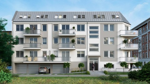 Nowe mieszkanie Poznań Jeżyce, ul. św. Leonarda 8