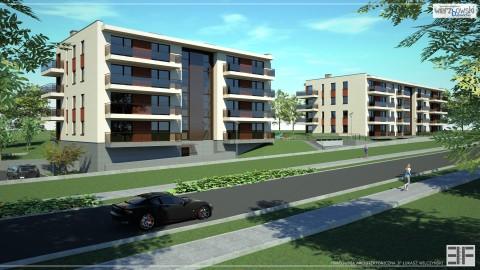 Nowe Mieszkania Os. Zielone Zacisze Opoczno