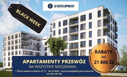 Nowe mieszkanie Kraków Podgórze, ul. Przewóz